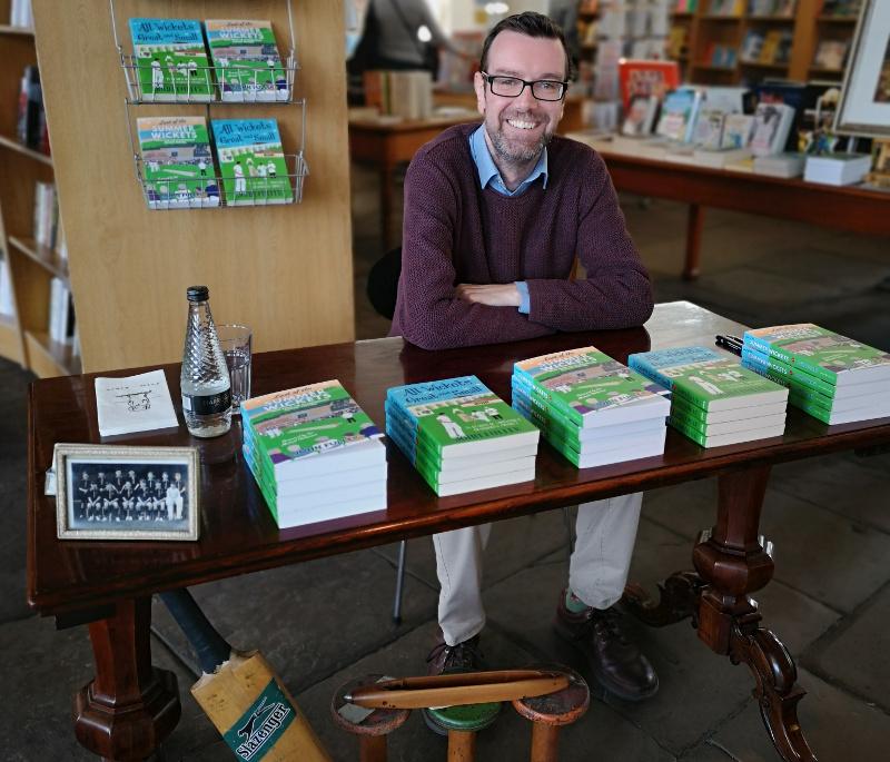 Last of the Summer Wickets author John Fuller