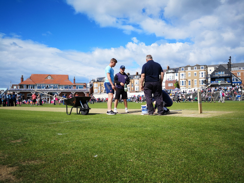 scarborough cricket festival
