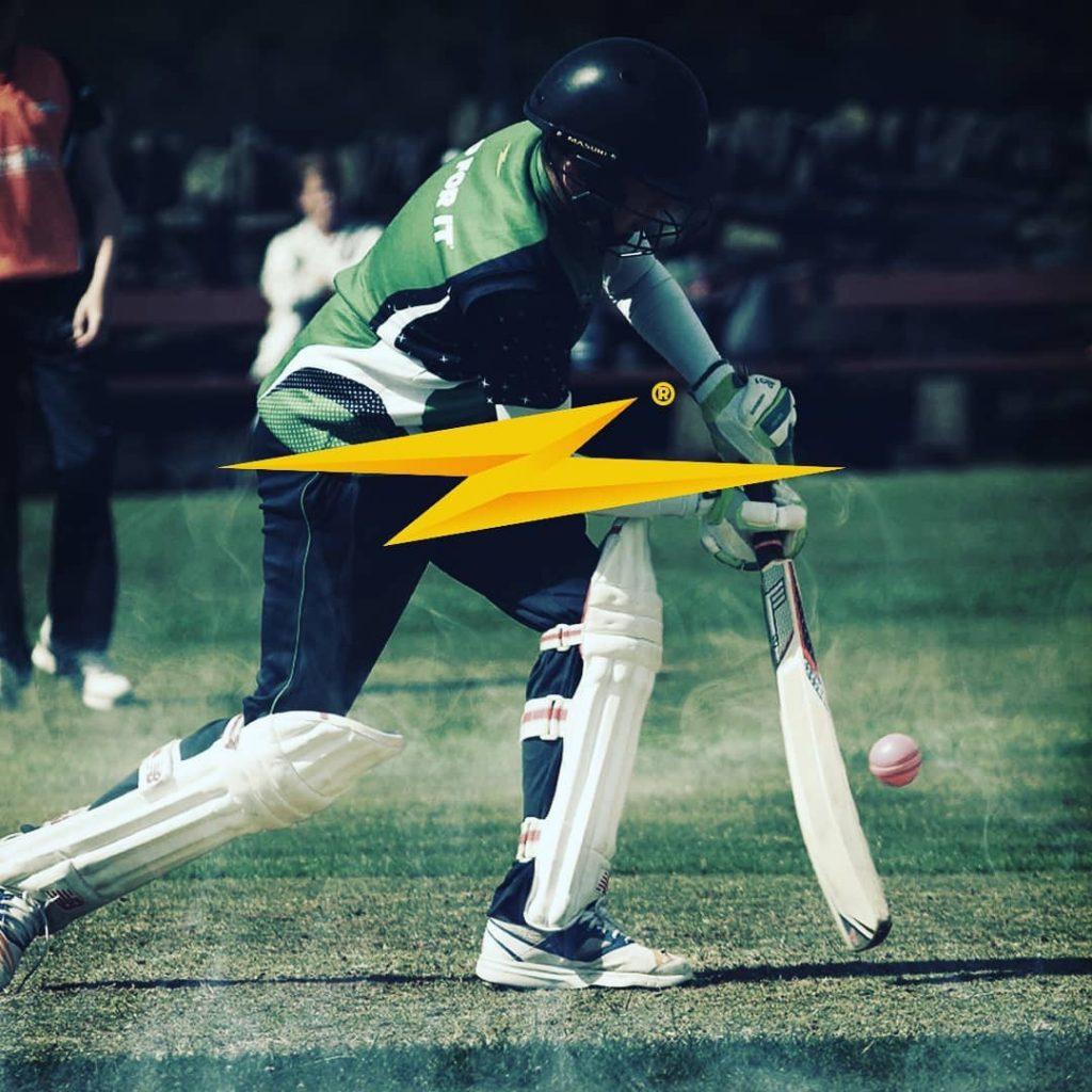 Zwingo Sports cricketer