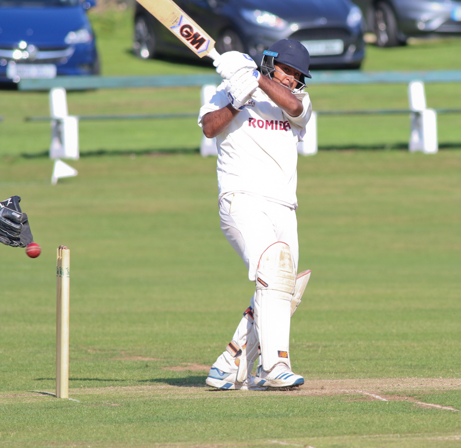 bilal of woodlands cricket club