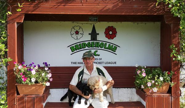 Keith Hudson Bridgeholme Cricket Club