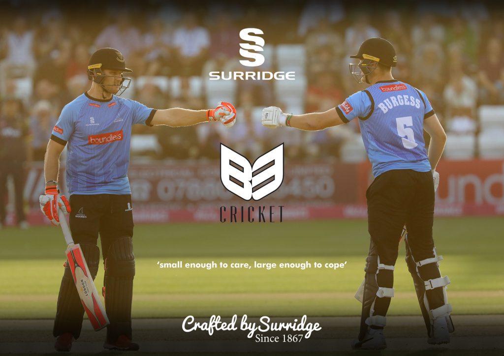 B3 Cricket teamwear