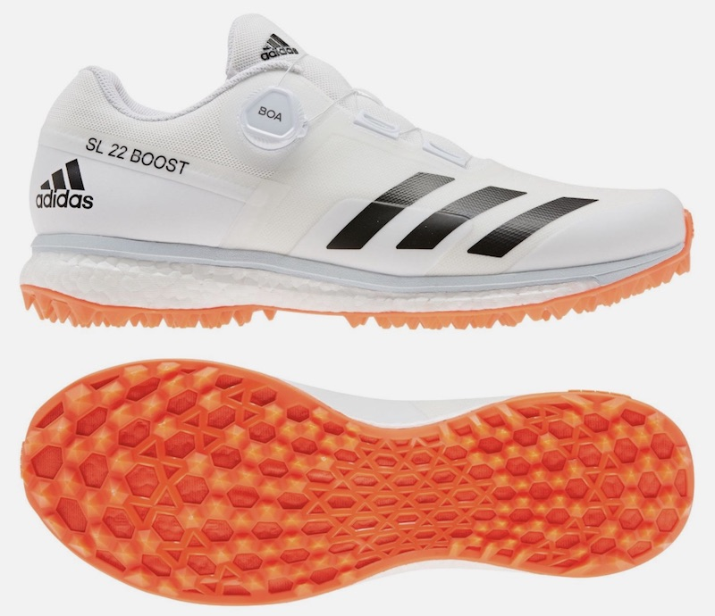 Adidas-LP 22yds Boost Cricket Shoes - Cricket Yorkshire