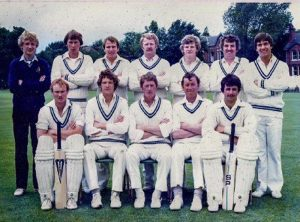 Altofts Cricket Club - 1981