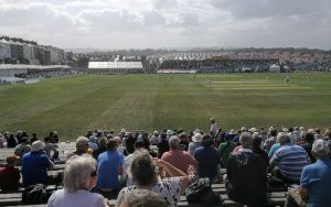 Scarborough Cricket Club - Popular Bank seats