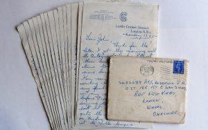 Brian Close Letters