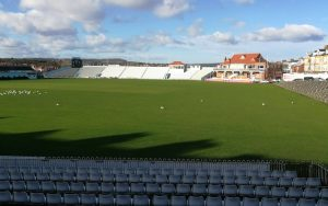 scarborough cricket festival ground empty