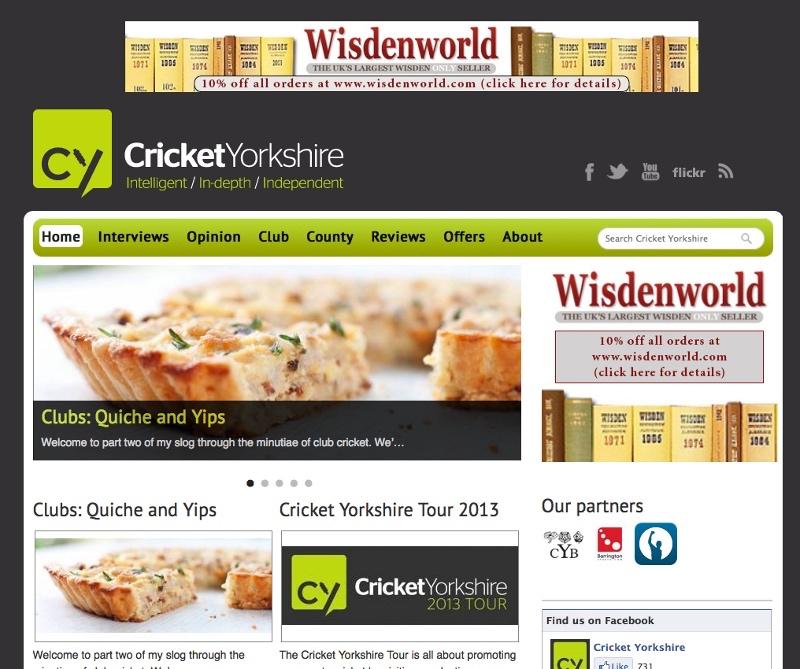 cricketyorkshire-old-website