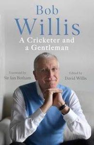 bob-willis-cricket book