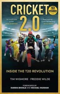 cricket book cricket 2.0 T20 revolution