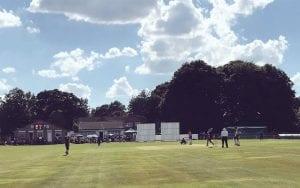 hollinsend methodist cricket ground