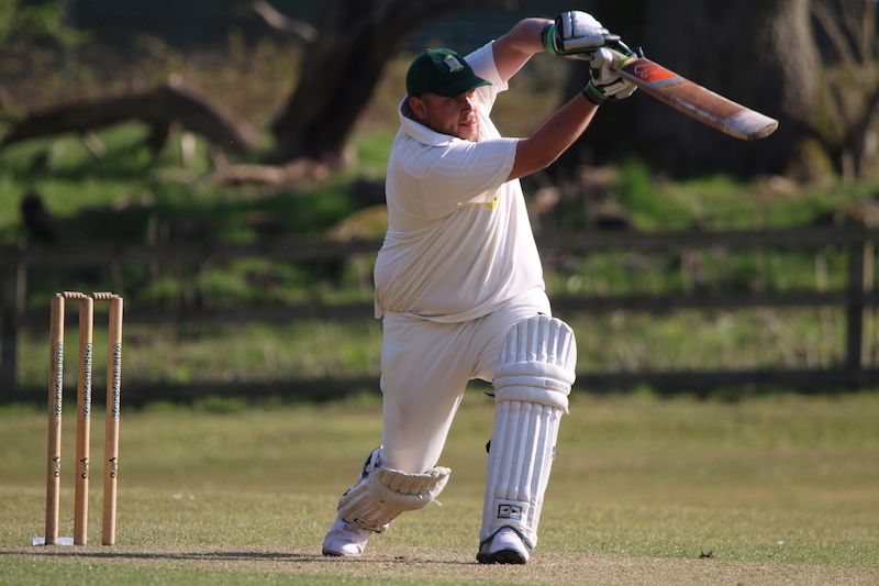 straight drive in craven cricket league