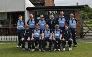 Getech Last Man Stands team