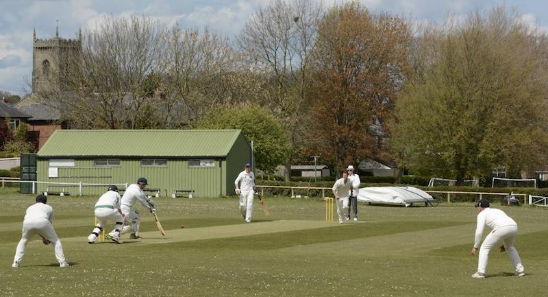 wetherby cricket league: barwick-in-elmet vs sicklinghall