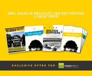 wisden cricket monthly offer