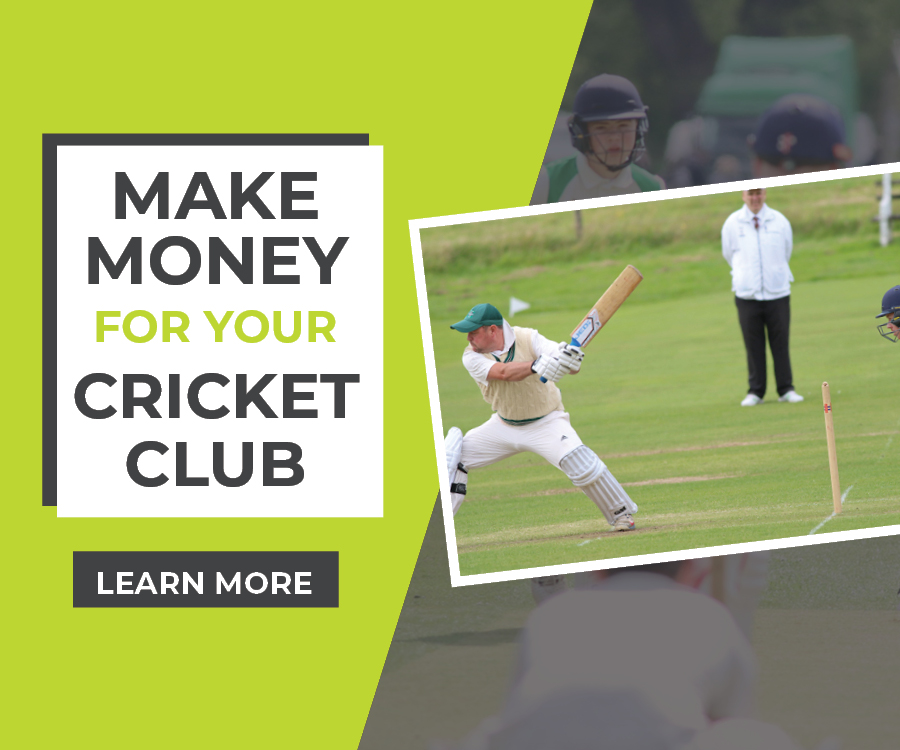 make money for your cricket club