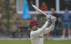 Bradford League batsman Brad Schmulian