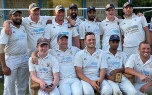 Halifax Cricket League - Booth Cricket Club- T20 Winners