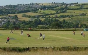 Lascelles Hall Cricket Club - Andrew Gallon