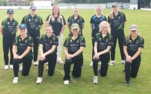 Wrenthorpe Ladies Cricket Club