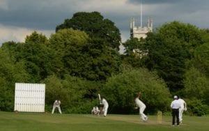 bolton percy cricket club rectory view