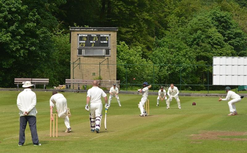 Triangle Cricket Club - Cricket Yorkshire
