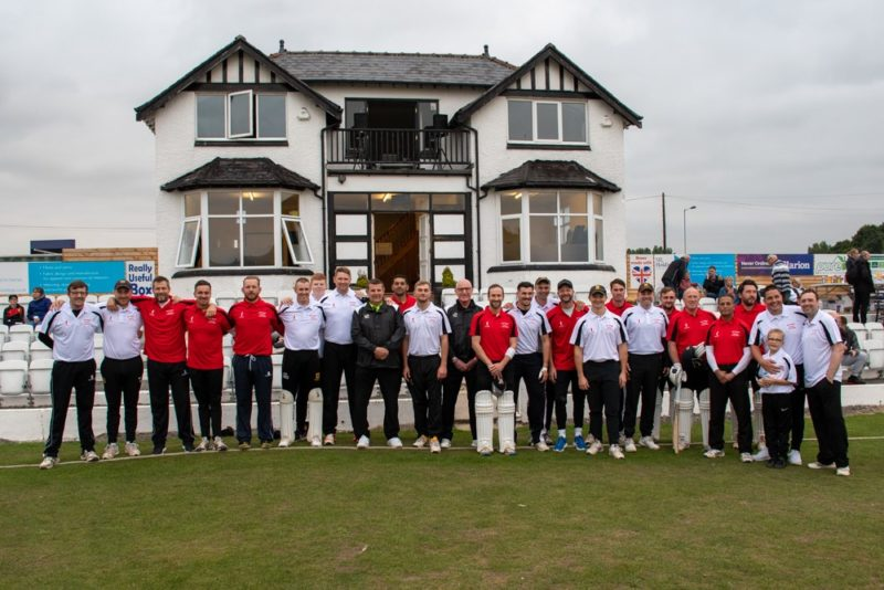 Bradford Cricket League: Teams for the Jeff Slater Memorial Match at Wagon Lane