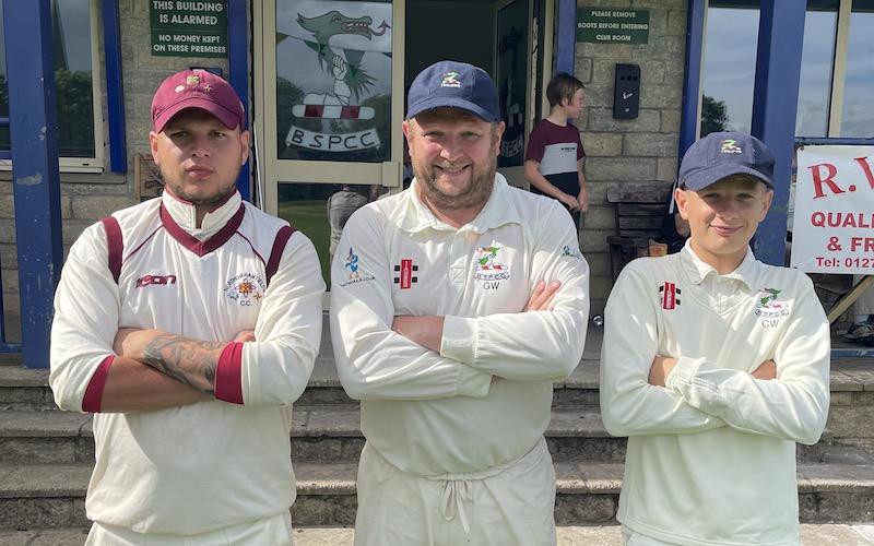 Wainwrights at Buttershaw St Pauls Cricket Club